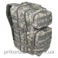 Рюкзак тактический 36л ACU US ASSAULT PACK SM