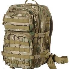 Рюкзак тактический Mil-Tec штурмовой Multicam 20л
