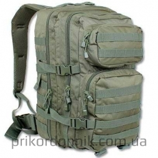 Рюкзак 36 л, US ASSAULT PACK LG олива