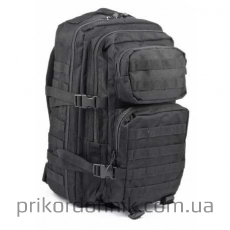 Рюкзак 36 л, US ASSAULT PACK LG черный