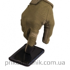 Cенсорные перчатки Olive Mil-Tec