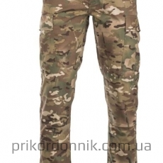 Брюки зауженные BDU FELDHOSE R / S 'SLIM FIT' Multitarn