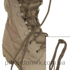 Шнурки для берцев 180см coyote MilTec