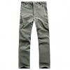 Тактические брюки Soft Shell ESDY серые