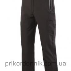 Тактические брюки Soft Shell ESDY черные