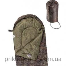 Спальный мешок STEPPDECKENSCHLAFSACK FLECKTARN