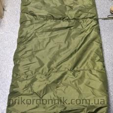 Армейский спальный мешок одеяло зимний- Фото№1