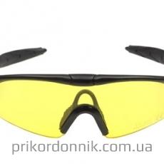 Тактические очки желтые