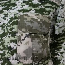 Свитер армейский пиксель- Фото№2