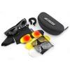 Тактические очки с поляризацией ESS Rollbar 4LS, 4 пары линз в комплекте
