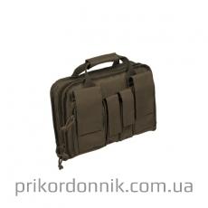 Тактическая пистолетная сумка олива, мил-тек