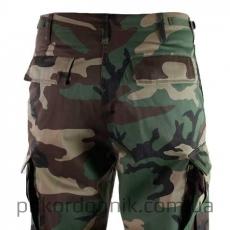 Тактические брюки US RANGER HOSE TYP BDU WOODLAND- Фото№2